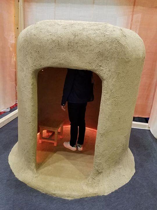 東京ビックサイトで行われました『建築・建材展』